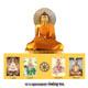 ขอเชิญร่วมบุญหล่อพระพุทธเมตตาโพธิญาณ วันที่ 12 มิถุนายน 2554 ที่พระปฐมเจดีย์