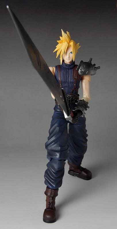 Final Fantasy Play Arts Vol 1