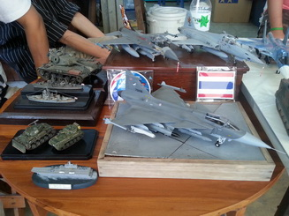 ภาพบรรยากาศมินิมิตติ้ง Modelivery 190156 หัวข้อหลัก กองทัพไทย