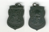 เหรียญหลวงปู่ทวด รุ่น 3 เนื้อทองแดงรมดำ ปี2504 วัดช้างให้ รมดำยังอยู่