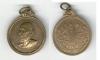 พระเครื่อง เหรียญพระครูวิริยกิตติ ที่ระลึกในการทำบุญอายุครบ 83 ปี พ.ศ. 2512 เนื้อทองแดง ผิวไฟ สภาพเด