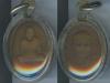 เหรียญหลวงปู่ทวด วัดช้างไห้ รุ่นสองพิมพ์ไม้มาลัย เนื้อทองแดง  ปี2502.