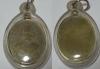 เหรียญหลวงพ่อมุม วัดปราสาทเย่อ รุ่นแรก พิมพ์ ส. หางสั้นไม่ติดขอบ เนื้ออาบาก้า