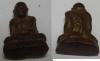 พระรูปหล่อโบราณ หลวงพ่อเขียน ธัมมรักขิโต วัดสำนักขุนเณร