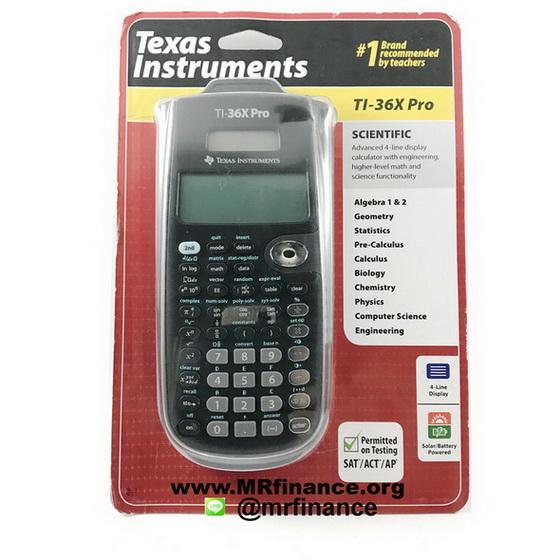 Texas Instruments TI-36X Pro #7176305