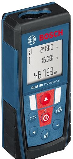 คู่การใช้งานเลเซอร์ GLM50