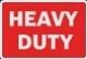 การรับประกันสำหรับผลิตภัณฑ์ Heavy Duty