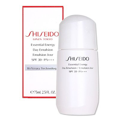 Pre-order : -30 Shiseido Essential Energy Day Emulsion SPF 30 PA+++ 75ml.