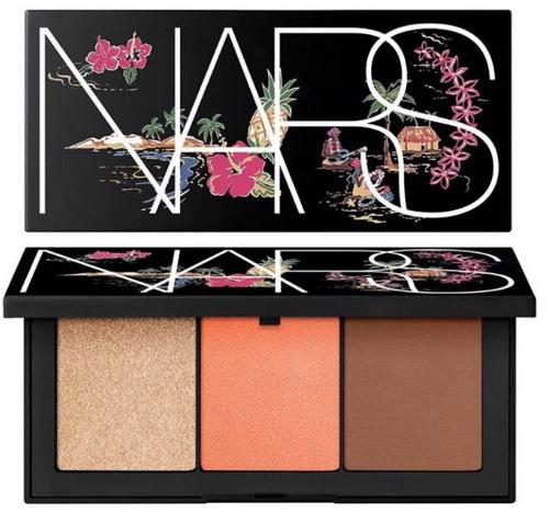 Pre-order : Limited Edition! NARS Private Paradise Face Palette ~ MOTU TAPE โทนส้ม - คลิกที่นี่เพื่อดูรูปภาพใหญ่