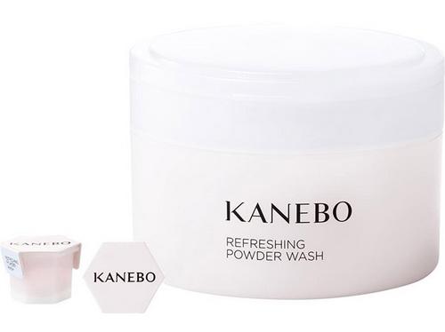 *แบ่งขาย* Kanebo REFRESHING POWDER WASH 0.4 ก. × 1 แคปซูล - คลิกที่นี่เพื่อดูรูปภาพใหญ่
