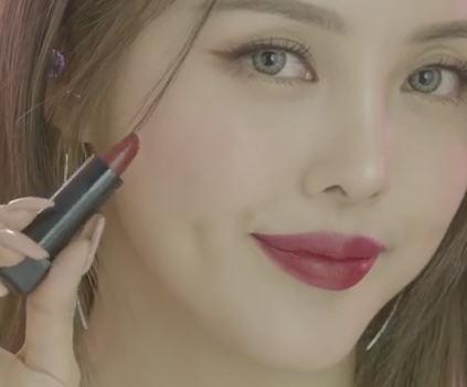 Tester : SHISEIDO ModernMatte Powder Lipstick 2.5g. เกินครึ่งของไซส์จริง - no.516 Exotic Red - คลิกที่นี่เพื่อดูรูปภาพใหญ่
