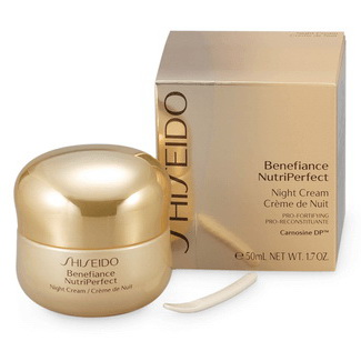 Pre-order : Shiseido BENEFIANCE  Nutriperfect Night Cream 50ml.