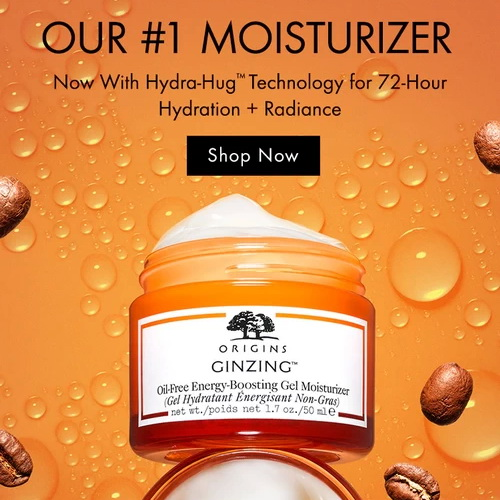 *พร้อมส่ง* ORIGINS Ginzing™ Oil-Free Energy-Boosting Gel Moisturizer 50ml. - คลิกที่นี่เพื่อดูรูปภาพใหญ่