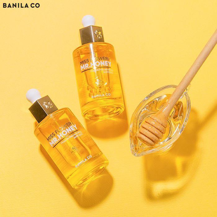 Pre-order : BANILA COMiss Flower  Mr. Honey Propolis Rejuvenating Ampoule 50ml. - คลิกที่นี่เพื่อดูรูปภาพใหญ่