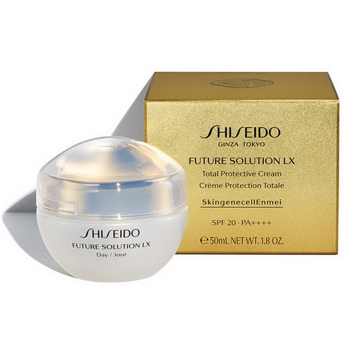 Pre-order : -30 Shiseido Future Solution LX Total Protective Cream E SPF20 50ml. - คลิกที่นี่เพื่อดูรูปภาพใหญ่