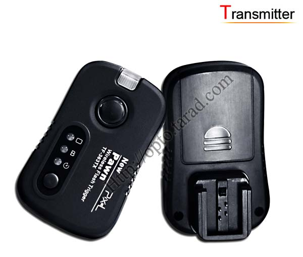 Pawn TF-363 Flash Trigger and Wireless Remote For Sony S6 1