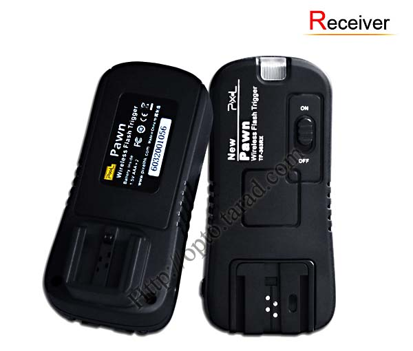 Pawn TF-363 Flash Trigger and Wireless Remote For Sony S6 2