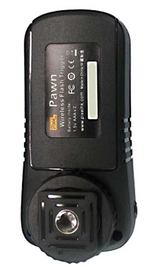 Receive Only TF-364RX Flash Trigger and Wireless Remote For Olympus Panasonic O6 O8 P6 1