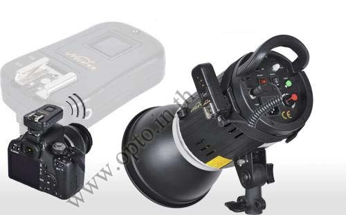 PE-16NE For Nikon N10 Flash Trigger and Wireless Remote with Umbrella Holder 4