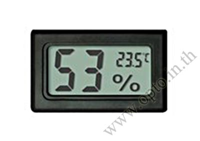 Digital Hygrometer And Thermometer for Aipo Dry Cabinet เครื่องวัดความชื้น