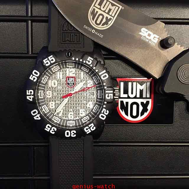 LUMINOX SOG SET 25TH ANNIVERSALY LIMITED EDDITION