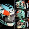 K RACING HELMET VENOM LACATELLI REPLICA