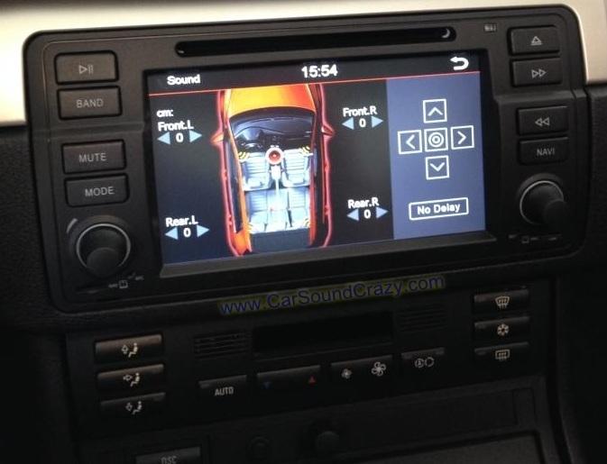 DYNAVIN N6 platform DVD GPS Bluetooth OEM Fit for BMW 3 Series E46