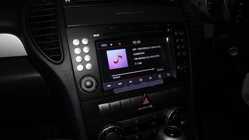 DYNAVIN N6 DVD GPS Bluetooth OEM fit for Benz SLK R171 #6660323