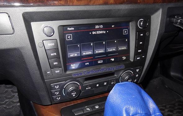 DYNAVIN N6 platform DVD GPS Bluetooth OEM Fit for BMW BMW 3 Series