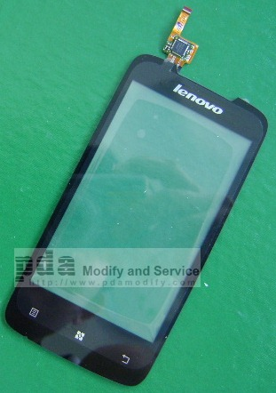 Genuine Touch screen lenovo A390 Black