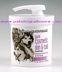 1 All Systems - Pure Cosmetic Skin n Coat Conditioner Protein Pack (out of stock)