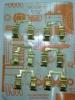 กิ๊ปดิสเบรคหน้า(เฉพาะกิ๊ป) MITSUBISHI CYCLONE-STRADA 4x2-4x4 (0113002)