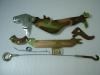 ชุดขาเบรค NISSAN BIGM-BDI / LH (0601007)