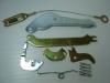 ชุดขาเบรค ISUZU TFR-KBZ2200 / LH (0601011)