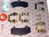 ชุดดิสเบรคหน้า MITSUBISHI STRADA เหล็กสปริง (0607007)