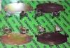 ชุดดิสเบรคหน้า TOYOTA LH112-ไฮเอ็กซ์รถตู้หัวจรวด (0607023)