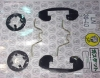 ชุดดิสเบรคหน้า TOYOTA LN40-30 (0607025)