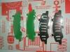 ชุดดิสเบรคหน้า TOYOTA VIGO-TIGER D4D (0607029)