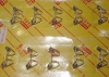 สปริงหน้าแปนตีนผี TOYOTA BU20-BU3000 (2248004) (10ตัว/1ถุง)