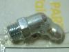 หัวอัดจารบีงอกลาง 8มิลx1-45* / 100ตัว/1กล่อง (2304004)