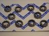 แหวนจักรเพลาหน้า DATSAN 620-BIGM อัดแผง (2321001)