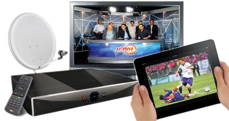 ดิจิตอลทีวี 48 ช่อง ที่จะเกิดภายในปี 2013 www.patsat.net 0846529479