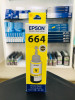 Epson 664 Ink Bottle - 70 ml Original  สีเหลือง