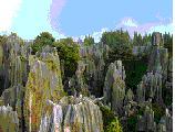 """ยลประติมากรรมธรรมชาติ ท่อง""""ป่าหิน""""เมืองคุณหมิง"""