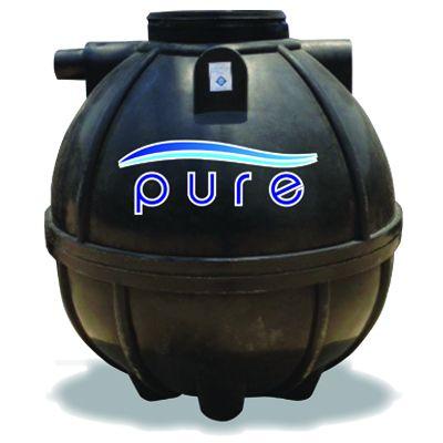 การติดตั้งและการใช้งานถังบำบัดน้ำเสีย