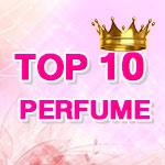 10 อับดับน้ำหอมกลิ่นยอดนิยม