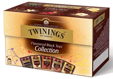 TWININGS - Black Teas Collection