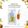 HILLKOFF INSTANT LEMON TEA ชามะนาวปรุงสำเร็จ 3in1 แพ็ค 1000 g.