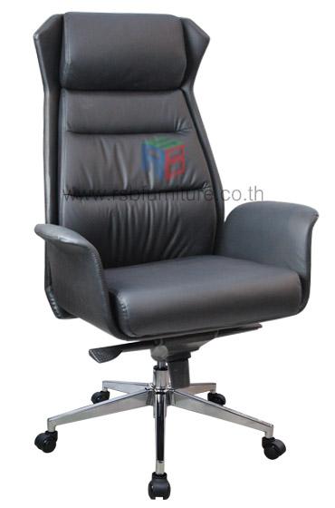 เก้าอี้ผู้บริหาร พนักพิงหนัง รหัส 2725 - คลิกที่นี่เพื่อดูรูปภาพใหญ่