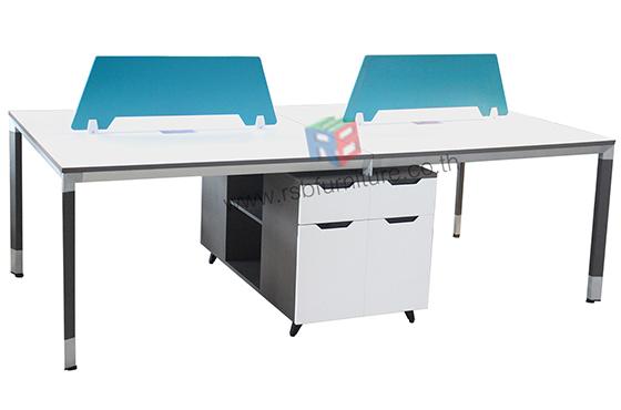 โต๊ะทำงานกลุ่ม รหัส 2847 - คลิกที่นี่เพื่อดูรูปภาพใหญ่